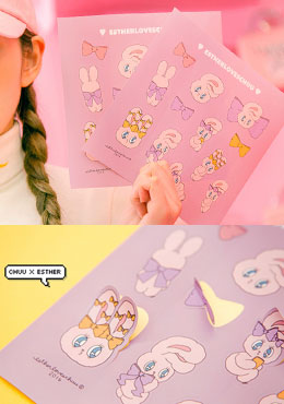 Estherloveschuu sticker vol.3 - 韓国通販 chuu