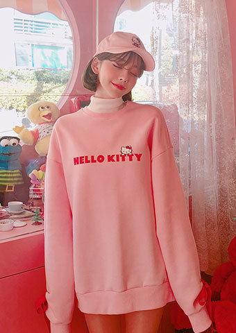 Hello Kitty X Chuu ribbon mtm